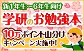 10万ポイント山分けキャンペーン!