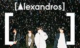 [Alexandros]の11/9に発売される6thAlbum「EXIST!」