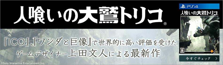 『人喰いの大鷲トリコ』DL版をお得な価格で購入で …