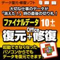 ファイナルデータ10plus 復元+Office修復
