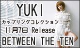 YUKI10周年記念作!