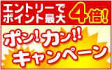 楽天サービス攻略で<br>ポイント最大4倍GET!