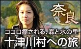 【奈良特集】十津川村