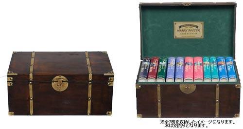静山社特製ハリー・ポッター豪華木製BOX