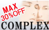 BOOWY & COMPLEX 最大30%OFF SALE!!
