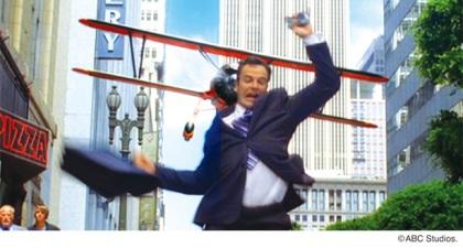 弁護士イーライのふしぎな日常 場面写真