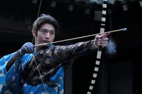 大河ドラマ「江ー姫たちの戦国ー」場面写真