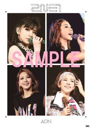 【2NE1】特典写真