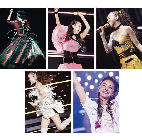 【セット組】namie amuro Final Tour 2018 ~Finally~