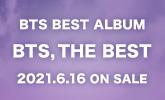 BTS、ベストアルバム 6/16発売!