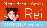 """1st Album 「REI」について""""Rei""""さんにお聞きしました!"""