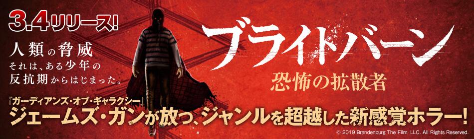 『ブライトバーン/恐怖の拡散者』Blu-ray&DVD 2020.3.4 ON SALE!