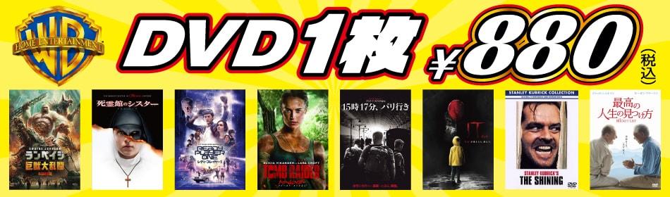 DVD1枚880円(税込)