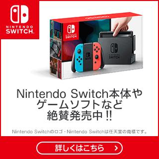 Nintendo Switch 特集