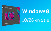 Windows8 10/26 on Sale