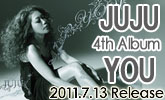 JUJU New Album 『YOU』