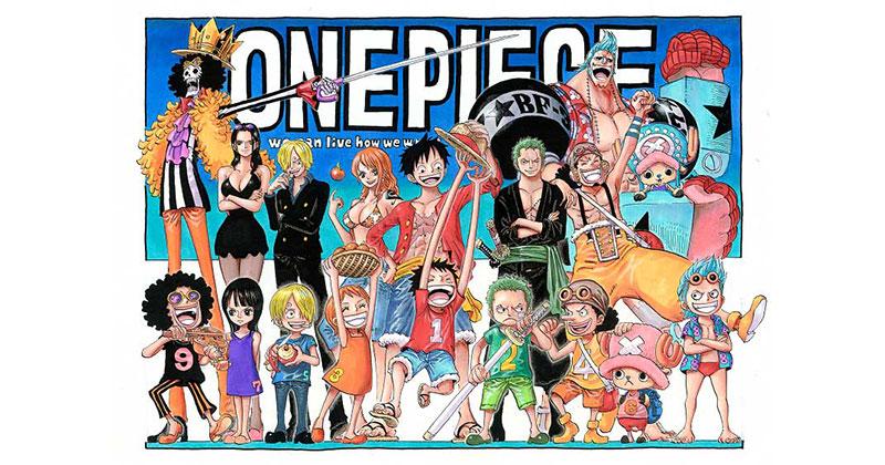 『ONE PIECE』新世界編のストーリーまとめてみた!【魚人島編~ワノ国編】